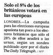 """""""El Mundo"""", 5-6-1999. página 37."""