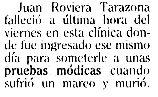"""""""Deia"""", 3-6-1990."""