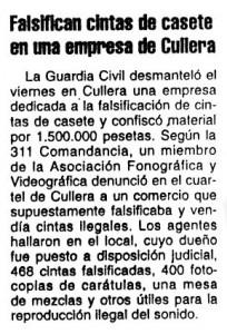 """""""Levante-El Mercantil Valenciano, 4-10-1998, página 20."""