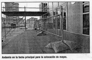 """""""Diario de Valladolid"""", 12-2-2001, página 4."""