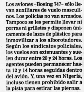 """""""El Correo"""", 12-9-2002, página 13."""