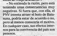 """""""El Mundo del País Vasco"""", 1-9-2002, página 12."""