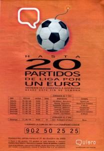"""""""El Correo"""", 8-9-2000, página 31."""
