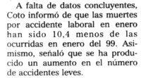 """""""El Mundo del País Vasco"""", 17-2-2000, página 14."""