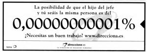 """""""El País"""", 21-10-2001, página 27."""