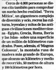 """""""El Correo"""", 28-7-2000, última página."""