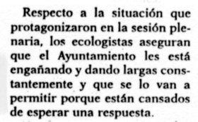 """""""Diario Palentino"""", 10-3-2001, página 9."""