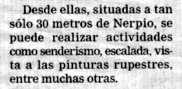 """""""La Verdad"""" de Albacete, 8-7-2002, página 51."""