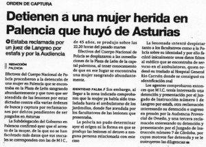 La Voz de Asturias, 24-11-2001, página 14.