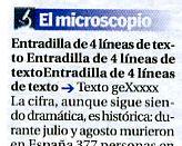 """""""20minutos"""", 7-9-09, página 8."""