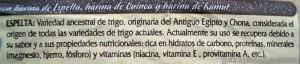 Pan de Horno Tierno de Bimbo.