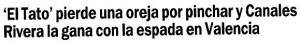 """""""El Correo"""", 23-7-1997."""