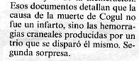 """""""El País"""", 4-1-2004, página 26."""