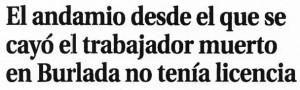 """""""Diario de Navarra"""", 3-3-2006, página 34."""