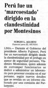 """""""El Mundo"""", 17-6-2001, página 39."""