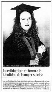 """""""El Correo"""", 31-1-2002, página 29."""