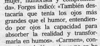 """""""El Mundo"""", 13-09-2001, página 65."""