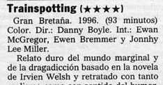 """""""El Mundo"""", 5-6-2001, página 86."""