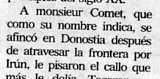 """""""El Mundo del País Vasco"""", 10-3-2002, suplemento """"La Guía"""", página 5."""