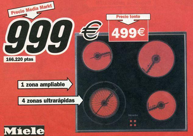 """Media Markt"", Vitoria-Gasteiz, 5 al 10 de enero de 2004."