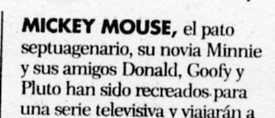 """""""El Correo"""", 11-3-1999, última página."""
