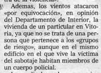 """""""El Mundo del País Vasco, 18-9-2000, página 10."""