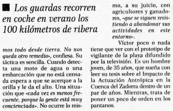 """""""El Correo"""", 12-3-1999, página 3."""