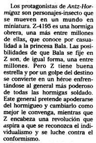 El Mundo del País Vasco, 31-10-1998, página 13.