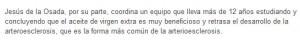 """""""La Razón"""" online, 11-2-2011."""