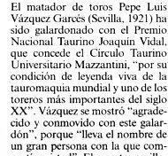 """""""El País""""10-4-2005, página 52."""
