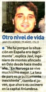 """""""ADN"""", 28-4-2011, página 2."""