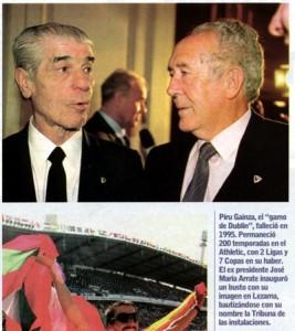 """""""Deia"""", especial 25 aniversario, 8-6-2002, página 158."""