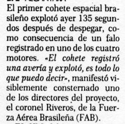 """""""El Correo"""", 3-11-1997, página 38."""