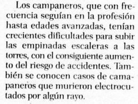 """""""El Correo"""", suplemento """"El Correo del empleo"""", 5-5-2002, página 6."""