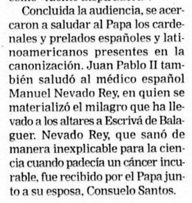 """""""El Correo"""", 8-10-2002, página 64."""