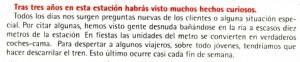 """Metroberri"", junio de 1999, página 2."