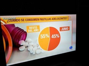 """""""Las mañanas de TVE"""", 23-06-2015."""
