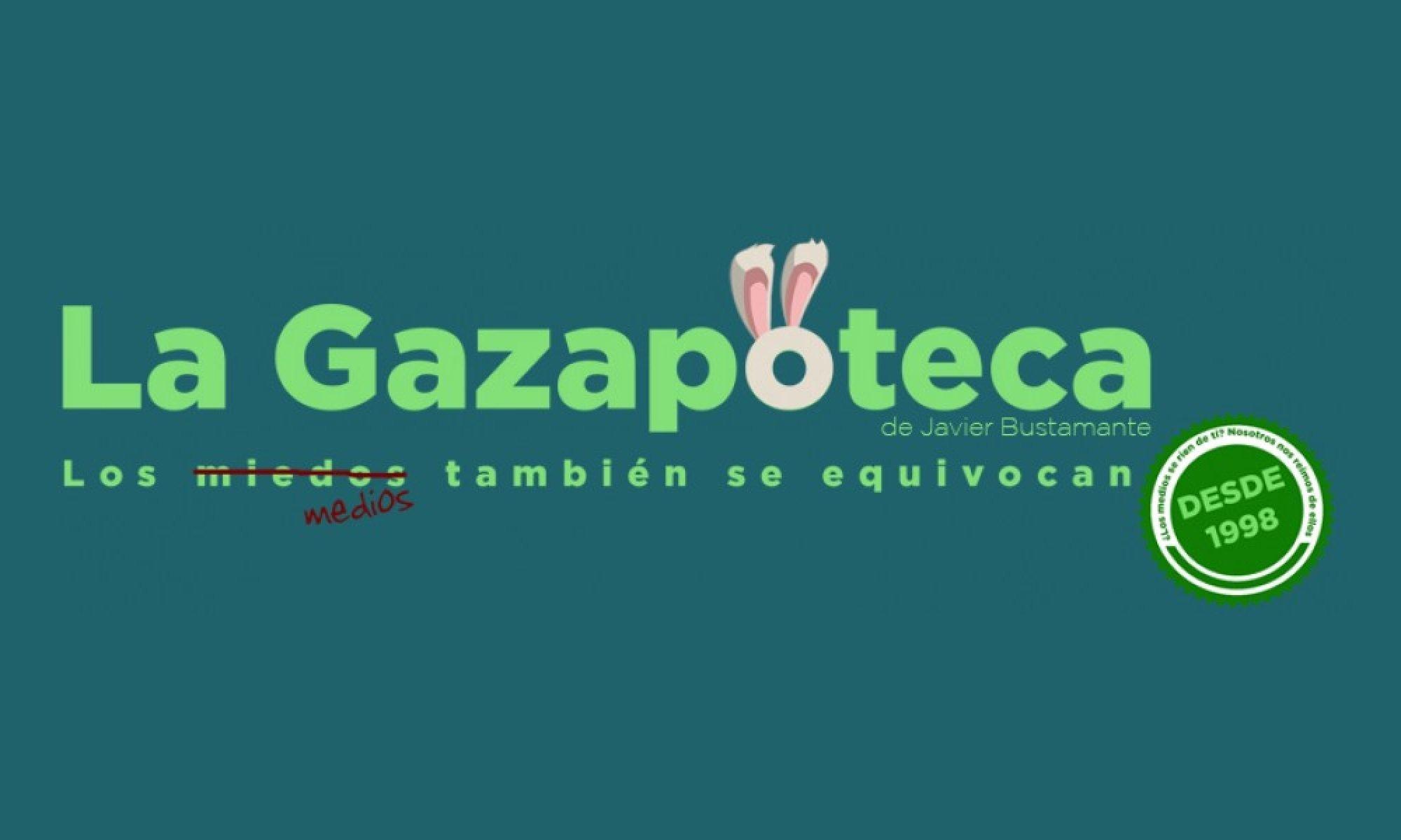 La Gazapoteca de Javier Bustamante