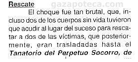 """""""Diario de Hellín"""", 26-6-06, página 16."""