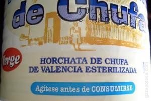 Horchata.